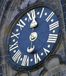 St Vitus Clock Prague